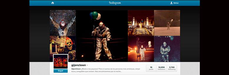 Gijón Clown Payaso